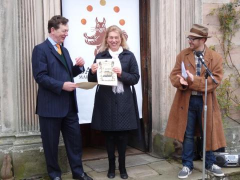 Dan Lepard Fortnum & Mason Love Jam Kitchen marmalade awards
