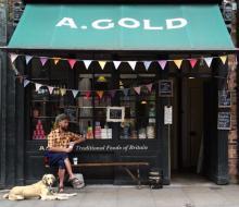 A.Gold shop
